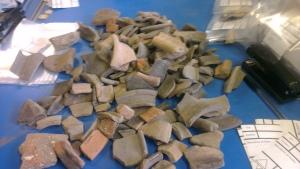 Monster bag of unstratified finds