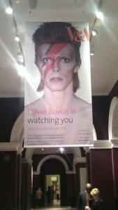 An evening with essence of Bowie