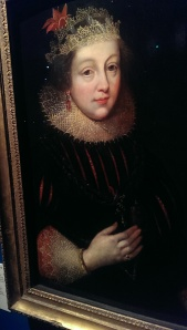 Elizabeth Wriothesley, Countess of Southampton, artist unknown. National Portrait Gallery