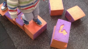 Blocks building the foundations for a bright future