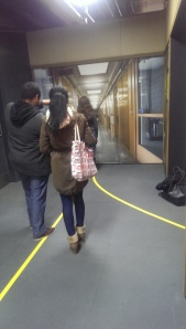 Walking the corridors of Cern