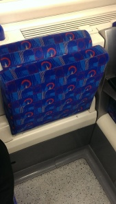 I have suddenly take an interest in Tube seats