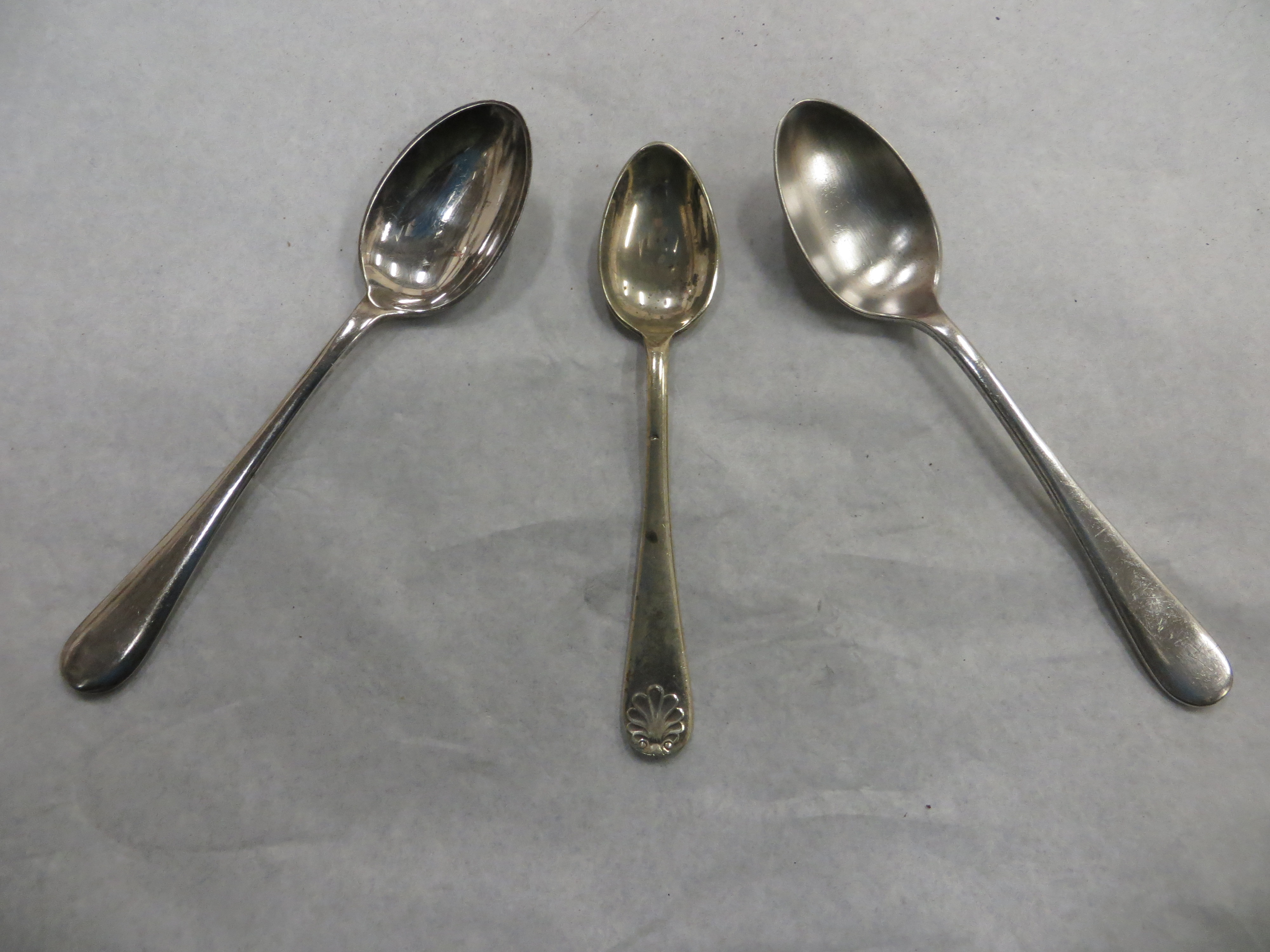 how to clean metal spoons