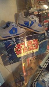 A Star Wars fashion statement