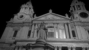 St Paul's an instantly recognisable image