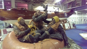 Top this Museum Mannequin scene from RAF Museum fantastic!