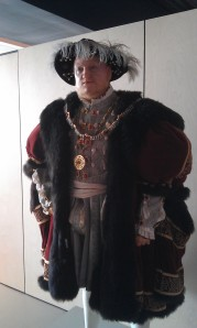 "King Henry VIII, Mary Rose Museum from ""All Aboard the Mary Rose"" blog via @JackShoulder"
