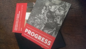 Progress the latest Foundling Museum exhibition, contemporary artists