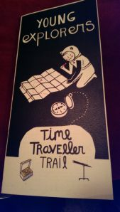 Kids trail at Two Temple Place for Discoveries exhibition