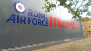 RAF Museum - Hendon - loud and proud