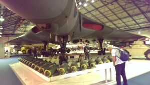 My favourite object in the museum - the Avro Vulcan