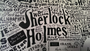My literary London starts with Sherlock - Literary London by Dex
