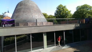 The Peter Harrison Planetarium part of the National Maritime Museum