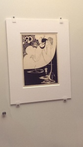 Aubrey Beardsley's illustrations from Salome