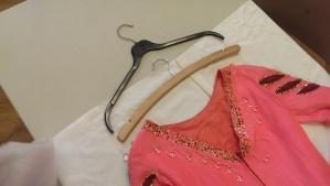 Choosing hangers