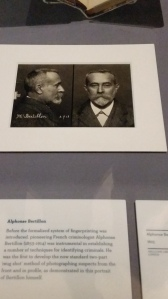 Alphonse Bertillon - the father of the 'mugshot' in 1913