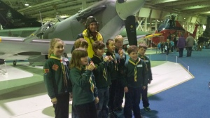 12th Hinkley Scouts