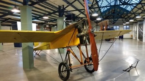 Blériot XXVII - First World War in the Air at the RAF Museum