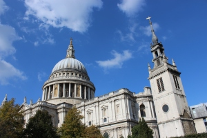 St Pauls couldn't look any better in the sunshine