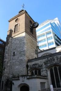 St Olave, Hart Street