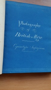 An early form of photography Anna Atkins cyanotypes