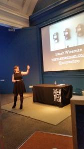 Sarah Wiseman