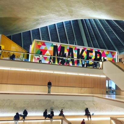The new Design Museum Kensington High Street.