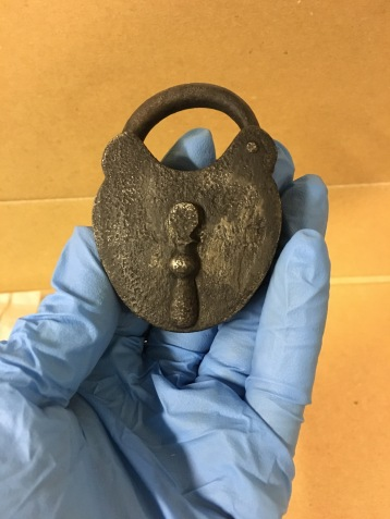 Padlock from Museum Collections