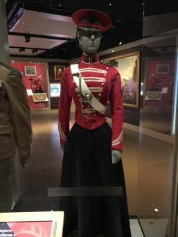 First Aid Nursing Yeomanry Uniform from 1909.