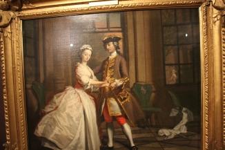 Scenes from Samuel Richardson's 'Pamela' by Joseph Highmore