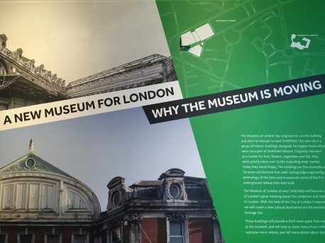Competition for a new museum