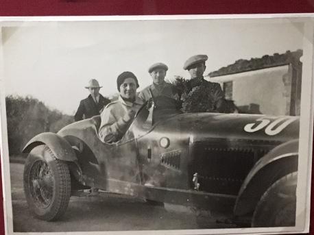 Avanzo drove for Ferrari in 1932.