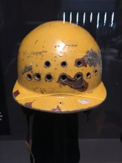 Alberto Ascari's helmet