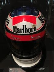 Michael Schumacher's helmet