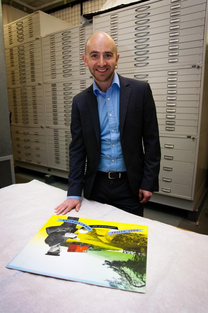 Adrian Steel, Director of The Postal Museum