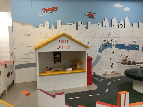 Sorted! The Postal Play Space