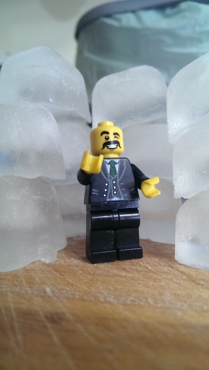 The Extremes Lego Curator