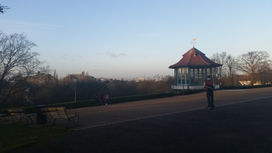 The Horniman Museum Bandstand is the focus of summer festivals