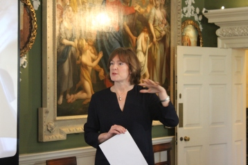 Caro Howell, director of the Foundling Museum