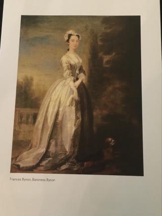 Frances Byron, Baroness Byron