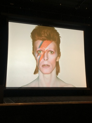 David Bowie the spirit of London