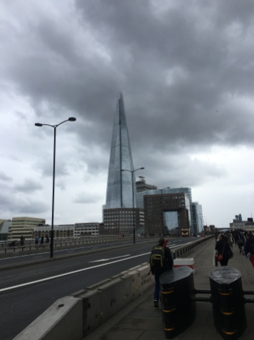 Does the Shard have a museum?
