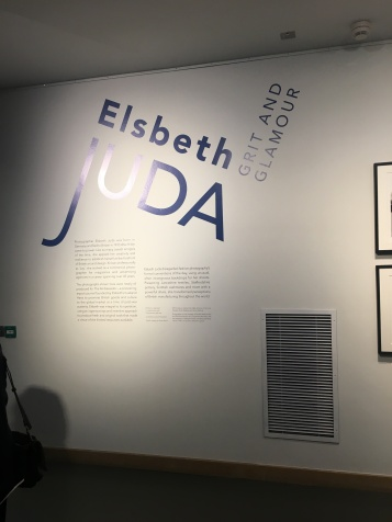Elsbeth Juda - born in Germany the photograph fled to Britain in 1933
