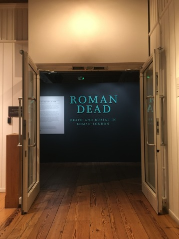 Roman Dead is a free exhibition