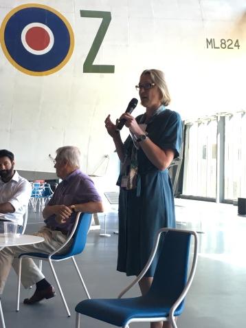 Rebecca Dalley head of Centenary Programmes