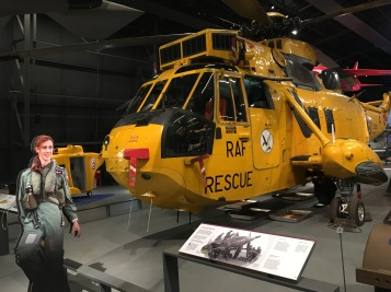 Westland Sea King Helicopter HAR3