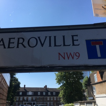 Aeroville built by Claude Grahame-White