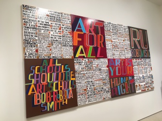 A cry for 'Art for All'