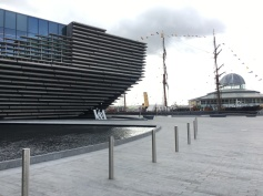 The museum is part of a £1 billion investment in the waterfront