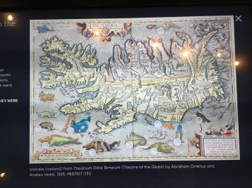 In the 16th century it was widely believed that marvellous creatures inhabited the North Atlantic Ocean.
